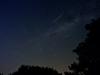 Meteorsværmen Perseiderne i august
