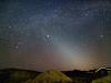 Zodiakallyset ved Vesterhavet