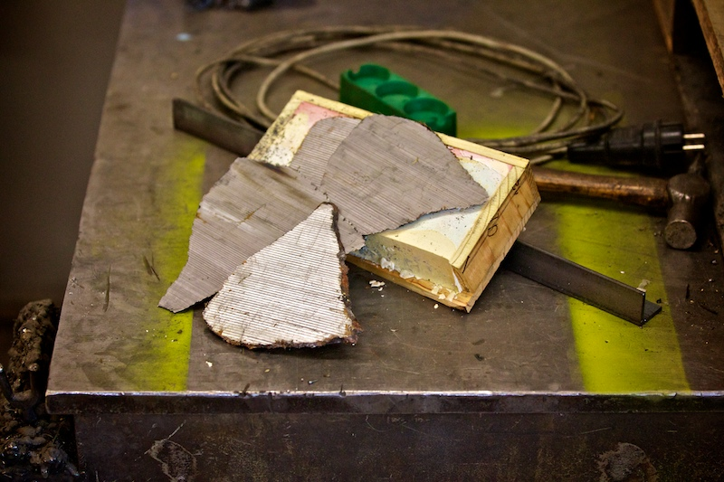 Opskæring med metalsav
