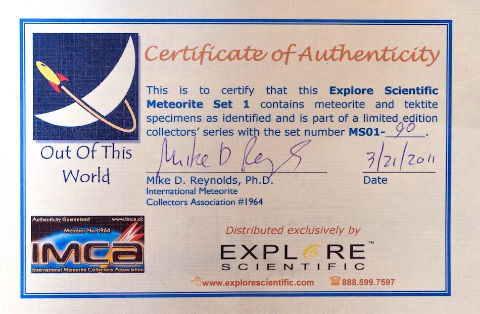 Meteorite-set3