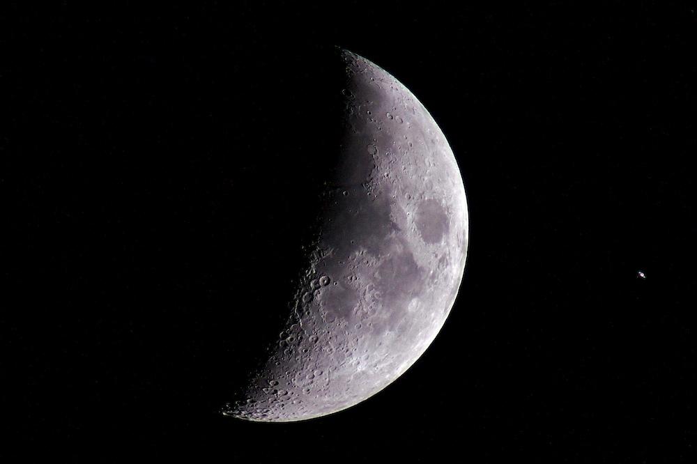 Afstand Jorden Månen