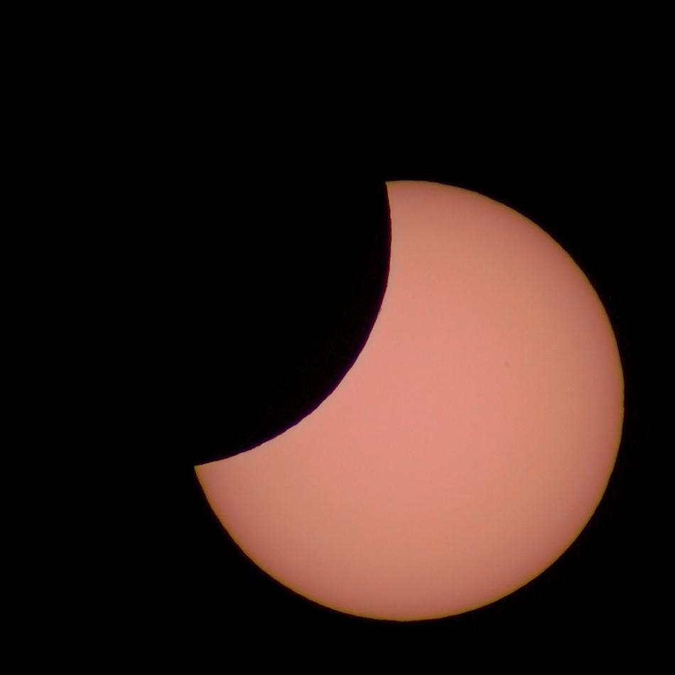 solformørkelse partiel